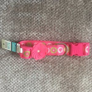 Adorable Fashion Ribbon Dog collar